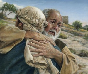 Prodigal Son's Father's Love